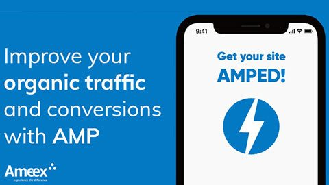 How AMP (Accelerated Mobile pages) helps you to improve organic traffic