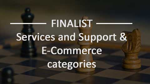 A Finalist at the Episerver Ascend Awards!