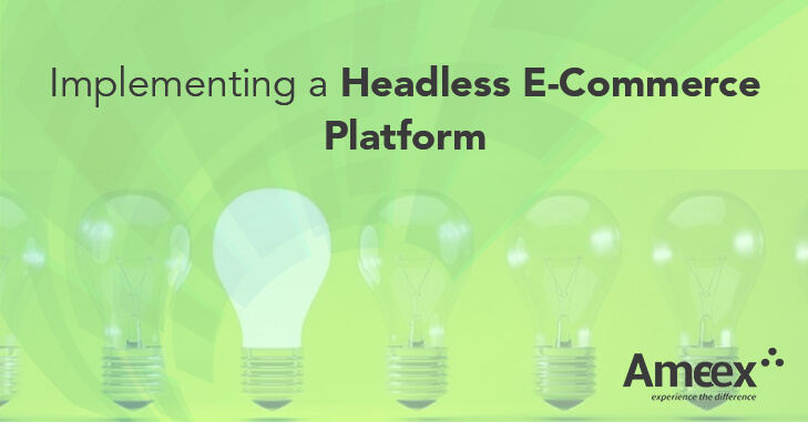 Implementing a Headless E-Commerce Platform