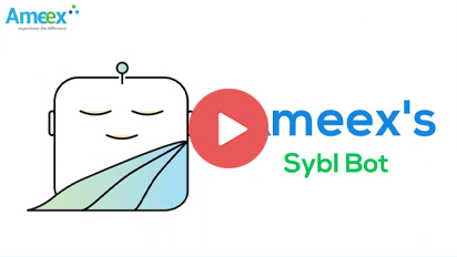 Ameex's Sybl Bot Sneak Peek | AI-driven Chatbot Assistant for your daily tasks
