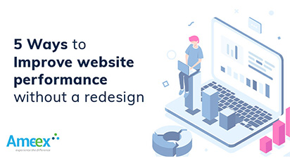 5 ways to improve website performance without a redesign