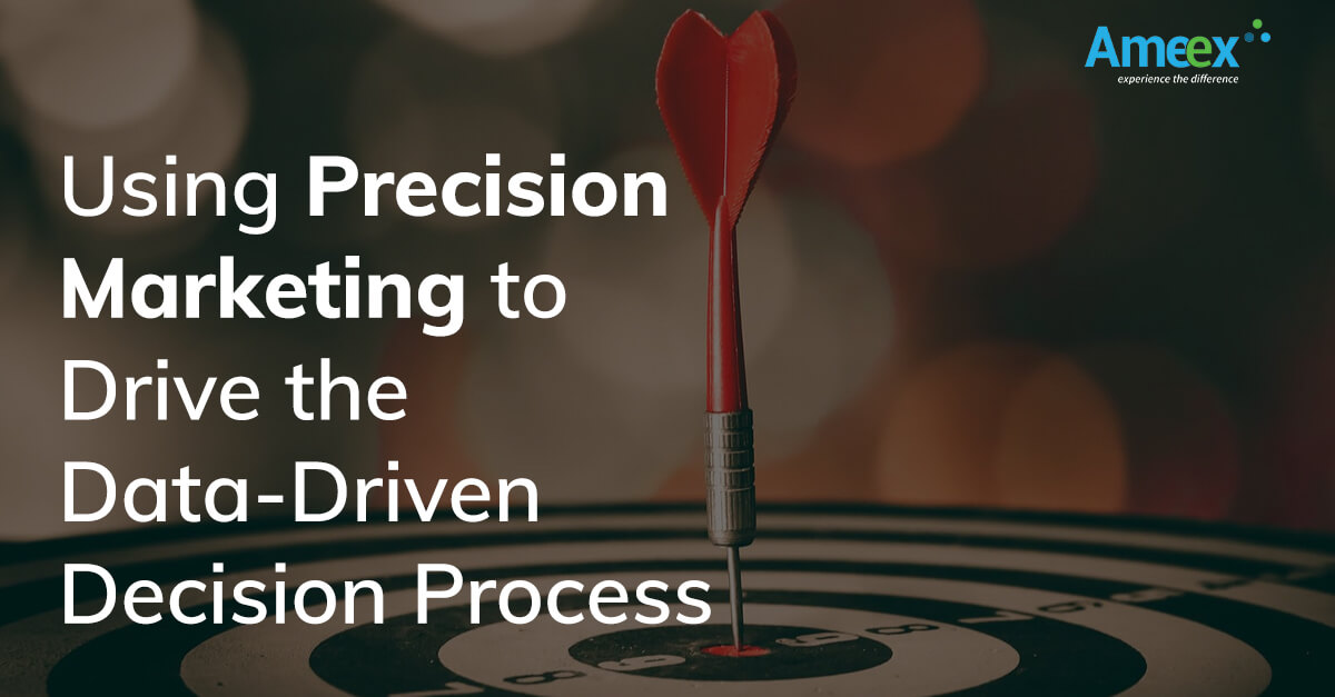 Using Precision Marketing to Drive the Data-Driven Decision Process