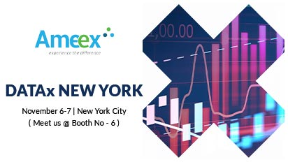 Ameex Technologies – Sponsors for DataX New York Event