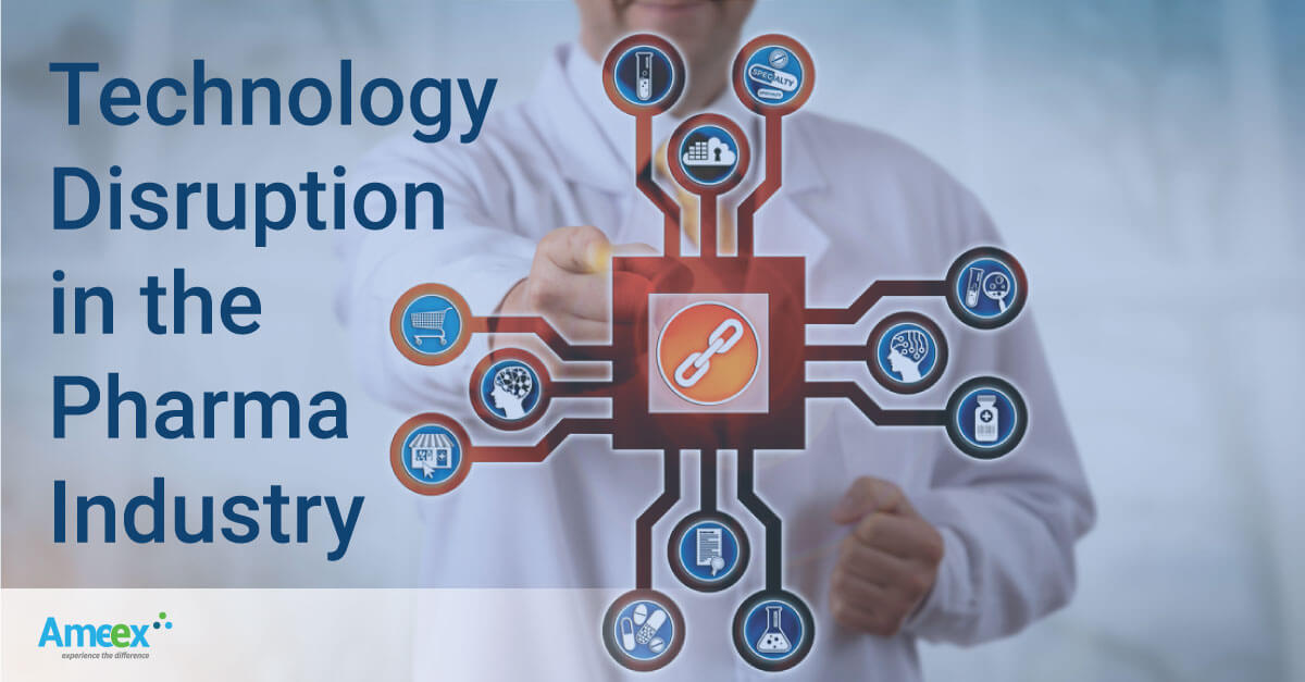 Technology disruption in Pharma