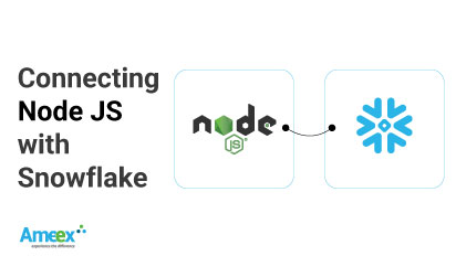 Node JS connection with Snowflake
