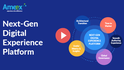 Next Generation Digital Experience Platform