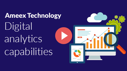 Ameex Technology – Digital analytics capabilities