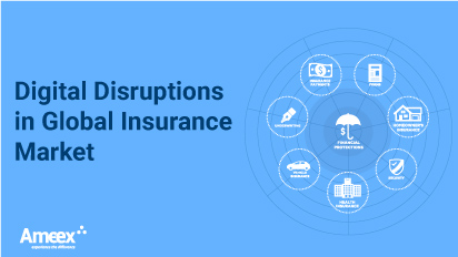 Digital Disruptions in global Insurance Market