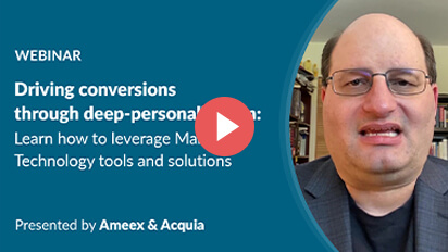 Driving Conversions Through Deep Personalization