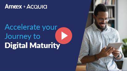 Accelerate your Journey to Digital Maturity | Trusted Acquia Partner