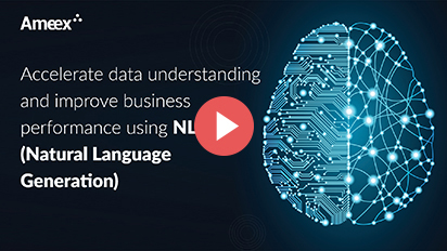 Accelerate data understanding and improve business performance using NLG