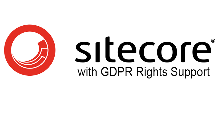Sitecore 9 features and GDPR support