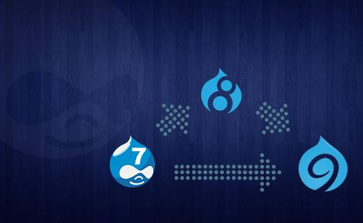 Drupal 7 to 9 Upgrade