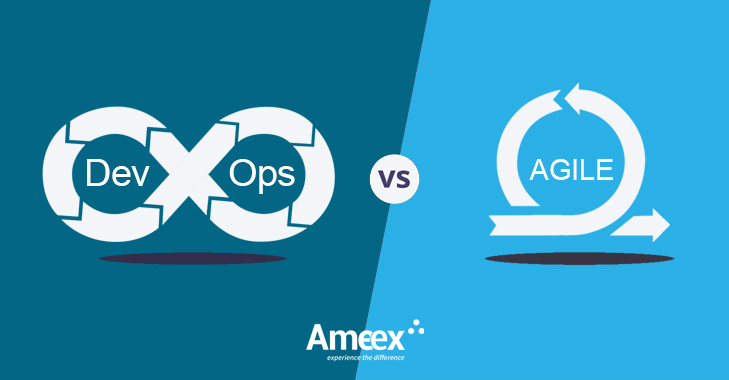 difference between agile and devops method
